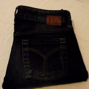 DISH Jeans Womens, Size 28, blue